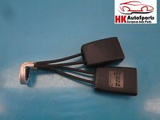 MERCEDES BENZ C230 C280 W202 REAR RIGHT PASSENGER SIDE SEAT BELT BUCKLE ASSEMBLY