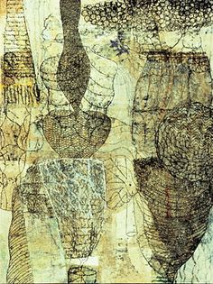 Eva Isaksen - Works on Canvas - Fission I