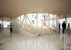 Clube de bicicleta, NL Architects