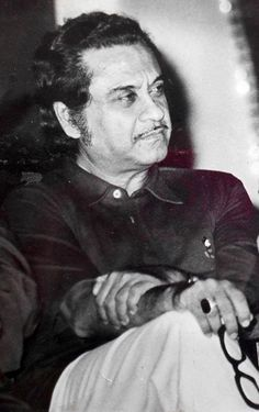 October 13, 1987. Kishore Kumar suffers a massive heart attack, slumps down…