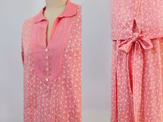 RARE 1920s Dress / TWO PIECE Skirt and Blouse by GuermantesVintage
