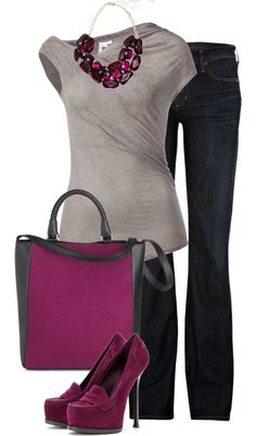 """""""casual Friday"""" by missteacherlady on Polyvore"""