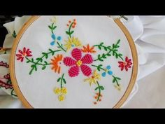 Hello! Today we are making leaf embroidery. Don't forget to like, share and subscribe! Like me on Facebook: https://www.facebook.com/Shagufta-Fyms-3192126084...