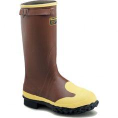 aad2464885b67 00227050 LaCrosse Men s Protecta Met Safety Boots - Rust www.bootbay.com