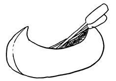 Canoe Clipart By JZielinski