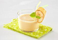 Appelsiini-persikkasmoothie | K-Ruoka #aamupala #brunssi