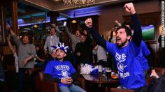 Underdog Leicester City won the English Premier League title for the first time Monday -- without kicking a ball -- as closest rival Tottenham failed to beat Chelsea.