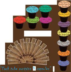 Coffee Capsule Delights - Nespresso compatible capsules & Pods