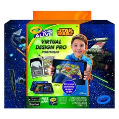 Crayola Color Alive Virtual Design Pro - Star Wars : Target
