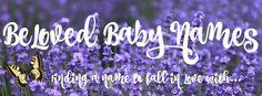 Beloved Baby Names