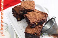 Chocolate brownies - CD & FODMAPs