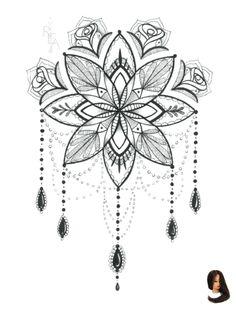 28 ideas for tattoo mandala arm design tatoo Mandala Tattoo Design, Dotwork Tattoo Mandala, Tattoo Designs, Tattoo Ideas, Sternum Tattoo, Lotus Tattoo, Trendy Tattoos, Small Tattoos, Tattoos For Guys