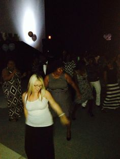 Teachers line dancing their way into the summer at the District Event Center #districtorlando #orlandoevents #orlandovenue #orlandovenues #orlandoweddings #orlandobride