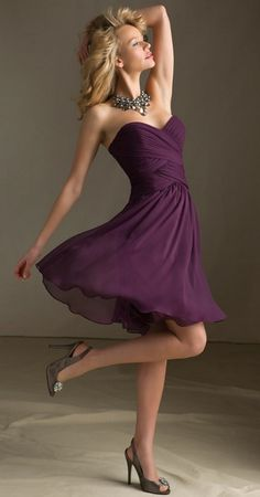 Would pair it with different accessories but love the dress....