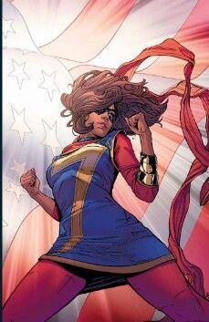 Ms. Marvel  °°