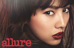 Lee Hyori - Allure Magazine October Issue '13