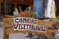 Plats végétariens / Argentine