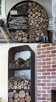 You want to build a outdoor firewood rack? Here is a some firewood storage and creative firewood rack ideas for outdoors. Lots of great building tutorials and DIY-friendly inspirations! Indoor Firewood Rack, Firewood Storage, Storage Ideas, Modern, Decor, Design Ideas, Rainbow, Outdoors, Tutorials