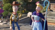 Last night during the rather lackluster Super Bowl, Disney and Pixar dropped a new trailer for Toy Story 4 - this one featuring Woody, Bo. Disney Pixar, Walt Disney, Disney Toys, Disney Couples, Bo Peep Toy Story, New Toy Story, Tim Allen, Burt Reynolds, Little Bo Peep