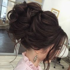 Wedding Hairstyles : Illustration Description Long wedding updos and hairstyles from Elstile / www.deerpearlflow… -Read More – Homecoming Hairstyles, Wedding Hairstyles For Long Hair, Wedding Hair And Makeup, Wedding Updo, Formal Hairstyles, Ponytail Hairstyles, Vintage Hairstyles, Cool Hairstyles, Updos