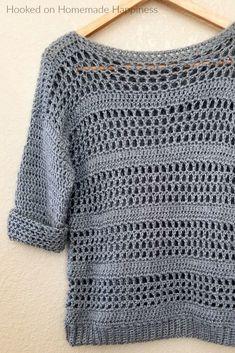 Simple Crochet Sweater ~ A Review by Crafty Cruella – Crafty Cruella