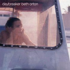 Beth Orton - Daybreaker Designed by Peter Saville
