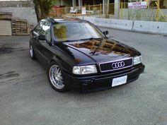 1990 Audi Quattro Coupe