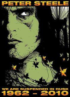 Peter Steele ~ Type O Negative