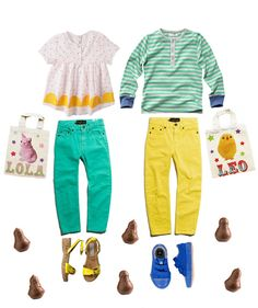 What to wear... to an Easter egg hunt
