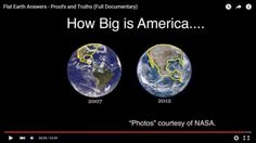 Real Pictures of Flat Earth From Space | 1000+ images about The Moon/Space Hoax. Freemasons On The Moon on ...