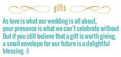 How to Ask for Money Instead of Gifts for Wedding - Wedding Scribbles Army Wedding, Lego Wedding, Our Wedding, Dream Wedding, Wedding Poems, Wedding Wishes, Wedding Gifts, Wedding Stuff, Wedding Stationary