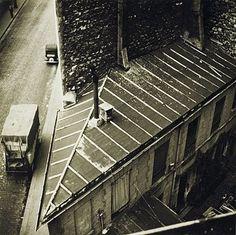 Près de l'Hôtel du Nord 1938 / Photo par Alexandre Trauner / Repérages pour le tournage d'Hôtel du Nord
