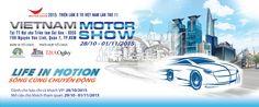 VIệt Nam motor Show 2015 - triển Lãm ô tô Việt nam lần Thứ 11 - Việt nam motor Show 2015 với 150 mẫu xe từ 18 thương hiệu với 110 show trình diễn, thi ảnh..