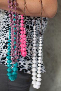 Three Angels Childrens Relief | Haiti | Bijou Beads Necklaces | Jewelry