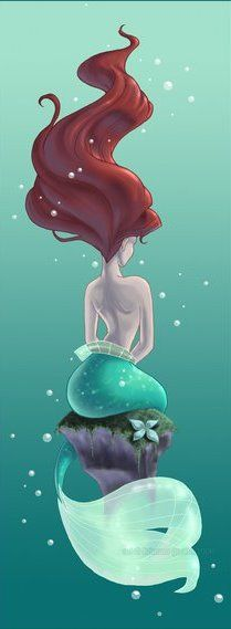 """Ariel!"" Shouts Kai, followed in a deep voice, ""Deep under the sea."" My kid is the coolest kid ever ;)"