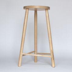Three Legged Stool | Simple Wood Goods
