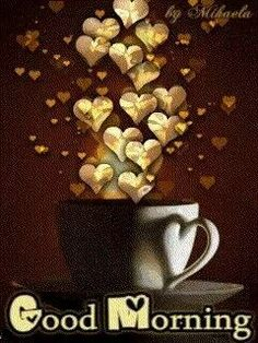 Good morning everyone, and have a wonderful day!...:)