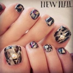 "【Juaroma-Gem】 (@tsuzumi.gem) on Instagram: ""ワタシフットちぇんじ!  #nail #nailart #naildesign #gel #gelart #love #art #beautiful #nailswag #instanails…"""