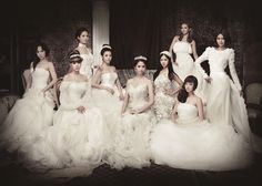 SNSD Wedding
