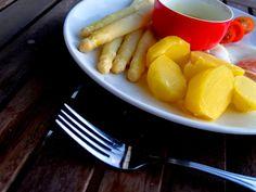 Asparagus: basic recipe