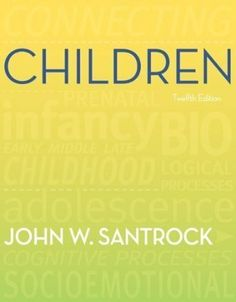 Children / John W. Santrock