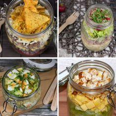 Im Rahmen meiner Blogparade habe ich leckere Rezepte für Salate im Glas gesucht. Dabei haben viele tolle Blogger mit leckeren Rezepten teilgenommen. Ich selber habe auch ein paar Rezepte ... Read More