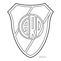 Escudo river plate Gluten Free Recipes j timothy's gluten free menu Escudo River Plate, Sport Cakes, Crafts For Boys, Apple Logo, Technical Drawing, Carp, Paper Cutting, Coloring Pages, Stencils