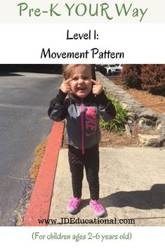 Did you know that children learn while they move? Sometimes, a little bit of movement incorporated into lessons helps them remember what they learned. Let's learn 2 and 3 part patterns while moving. Physical Activities For Preschoolers, Preschool Learning Activities, Homeschool Kindergarten, Preschool Lessons, Book Activities, Fun Learning, Homeschooling, Movement Preschool, Math Patterns