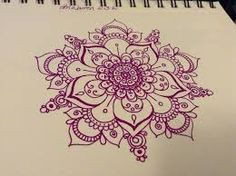 buddhist lotus mandala tattoo - Google Search__ Good henna idea