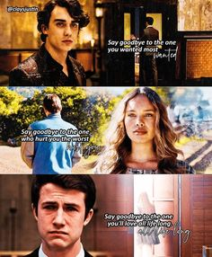 Justin 13 Reasons Why, 13 Reasons Why Reasons, 13 Reasons Why Netflix, Thirteen Reasons Why, 13 Reasons Why Aesthetic, Justin Foley, Best Movie Lines, Best Series, Movie Quotes