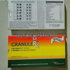 Saya menjual GranuleRX seharga Rp499.000. Dapatkan produk ini hanya di Shopee! https://shopee.co.id/trichotheraphy/721167507 #ShopeeID