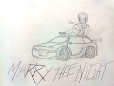 Lady Gaga, Marry the Night, 2013.