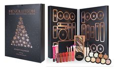 Beauty Advent Calendars 2017 - Makeup Revolution