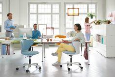 Conferentie stoelen - Strating Dilling Kantoorinrichting